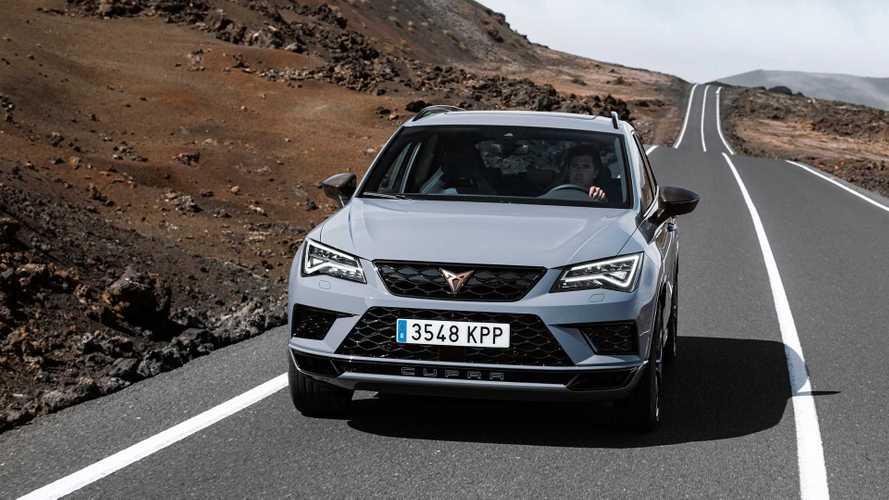 Cupra Ateca Limited Edition (2020): Seltenes Sonder-SUV