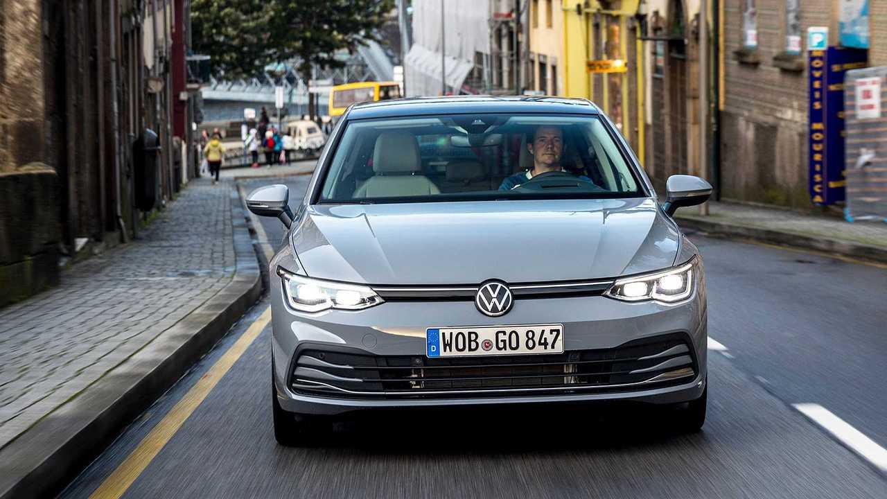 VW Golf 8 (2019) im Test