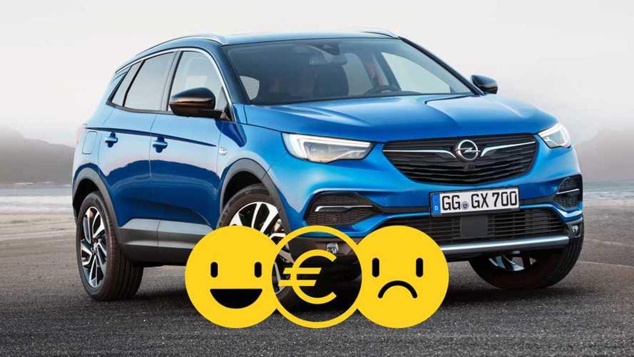 Copertina promo Opel Grandland X ottobre 2019