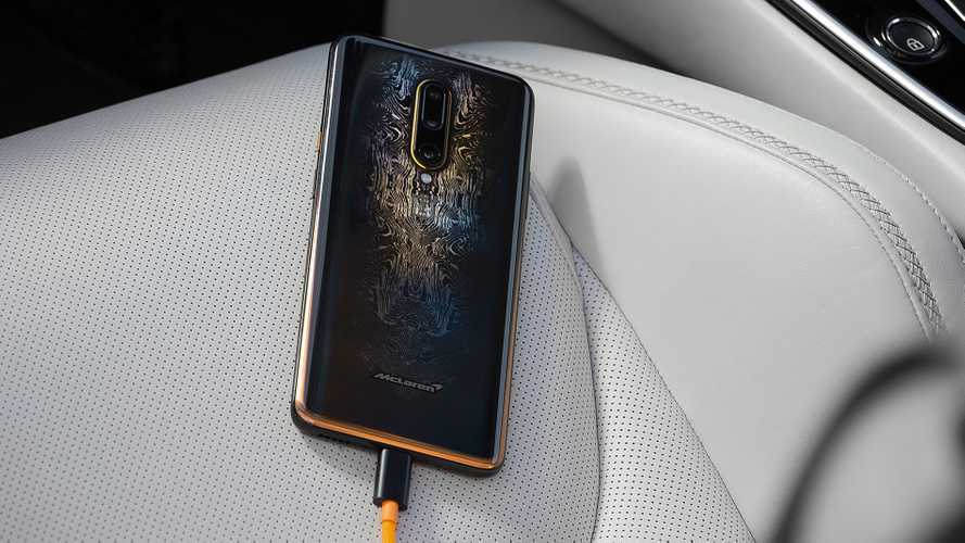 McLaren and OnePlus team up to create superfast smartphone