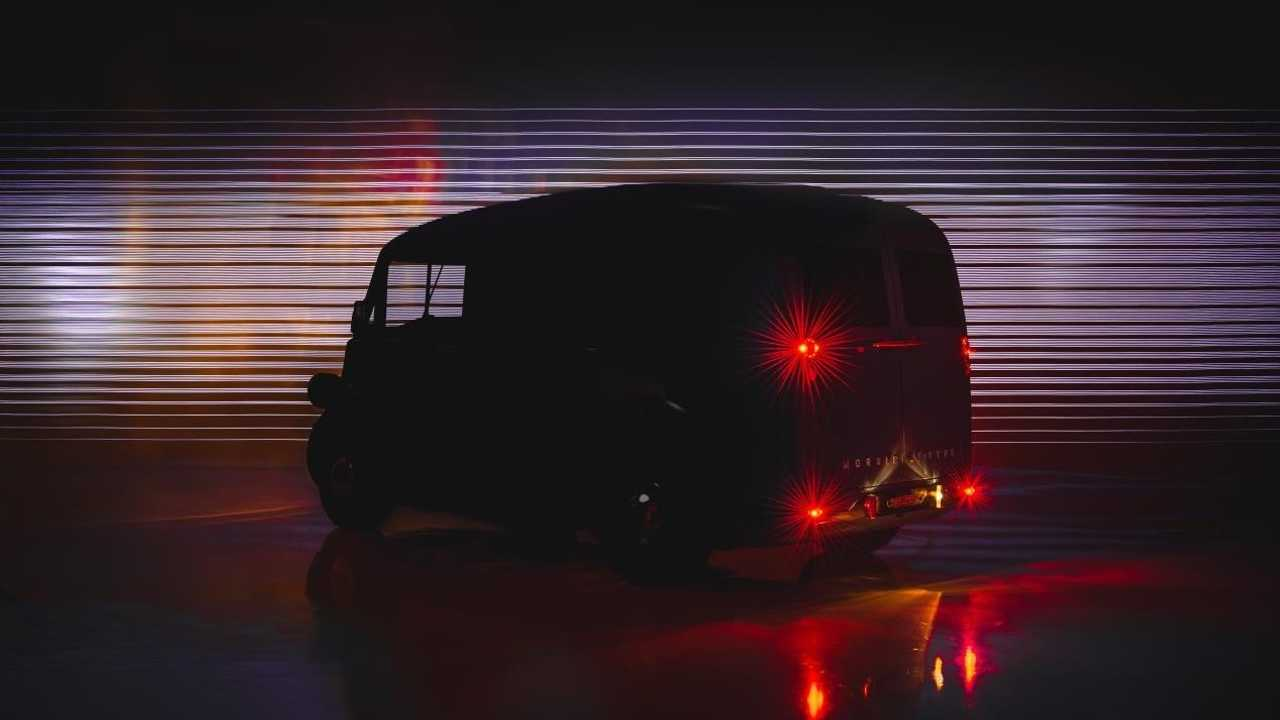 Iconic Name Morris Returns With An All-New Electric Van