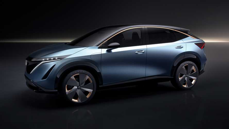 Nissan Ariya Concept - 4447143