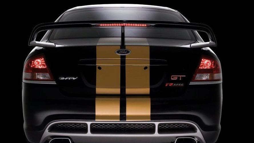 Ford FPV 40th Anniversary GT (AU)