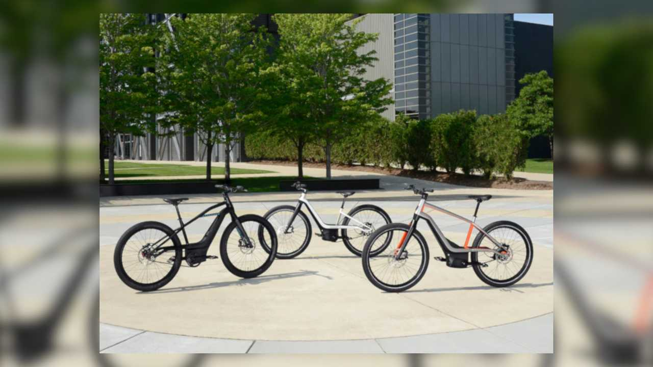 Harley E-Bicycles