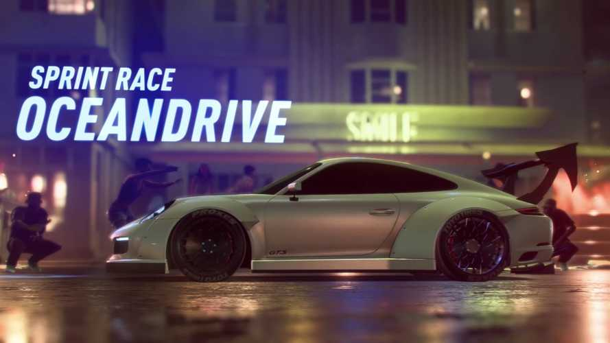 Need for Speed HEAT: Porsche 911 Carrera GTS a rendőrök ellen