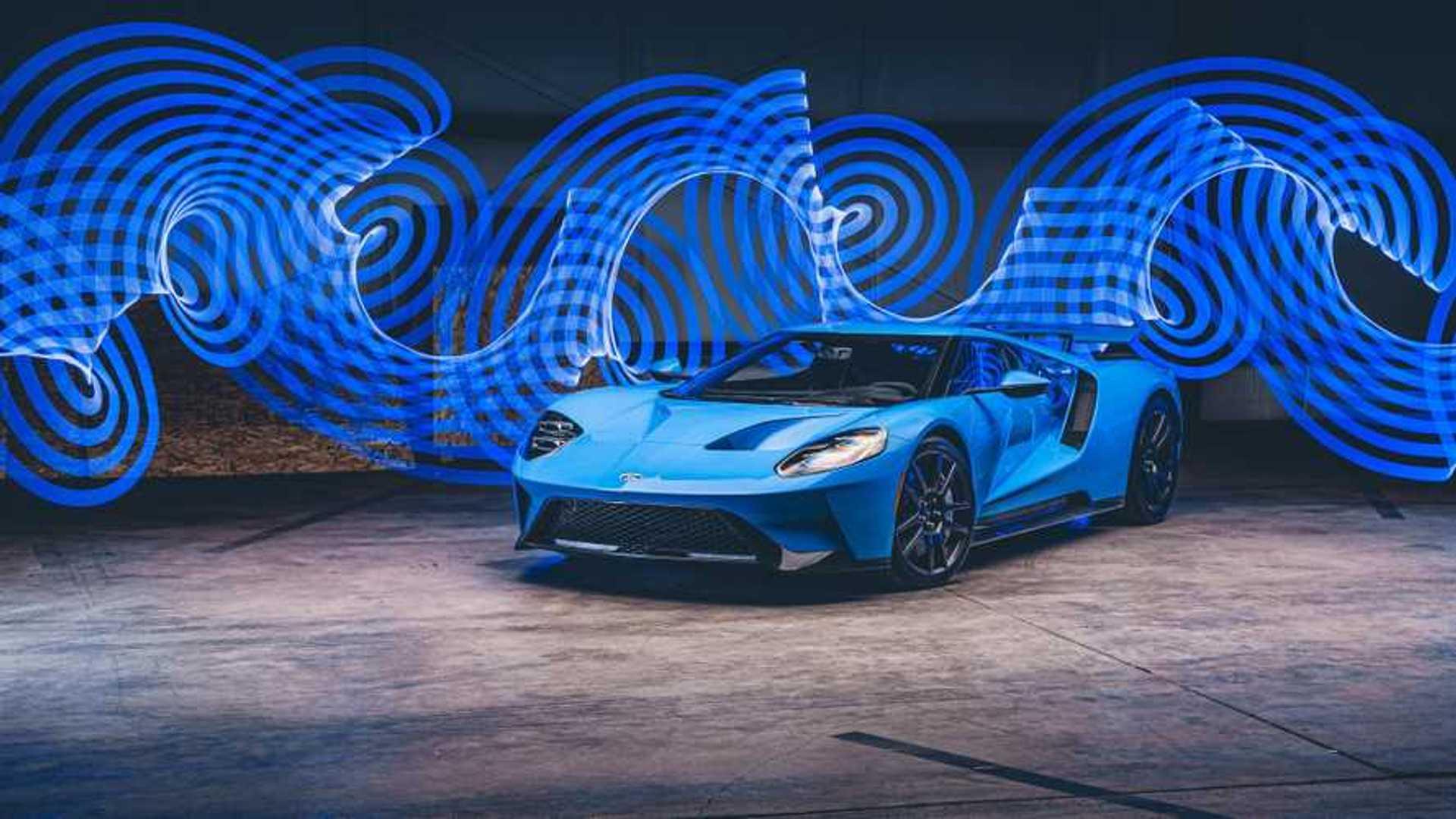 La Ford GT estimée à plus d'un million d'euros n'a pas été vendue