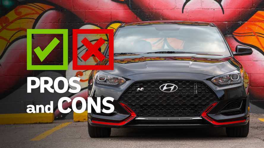 2019 Hyundai Veloster N: Pros And Cons