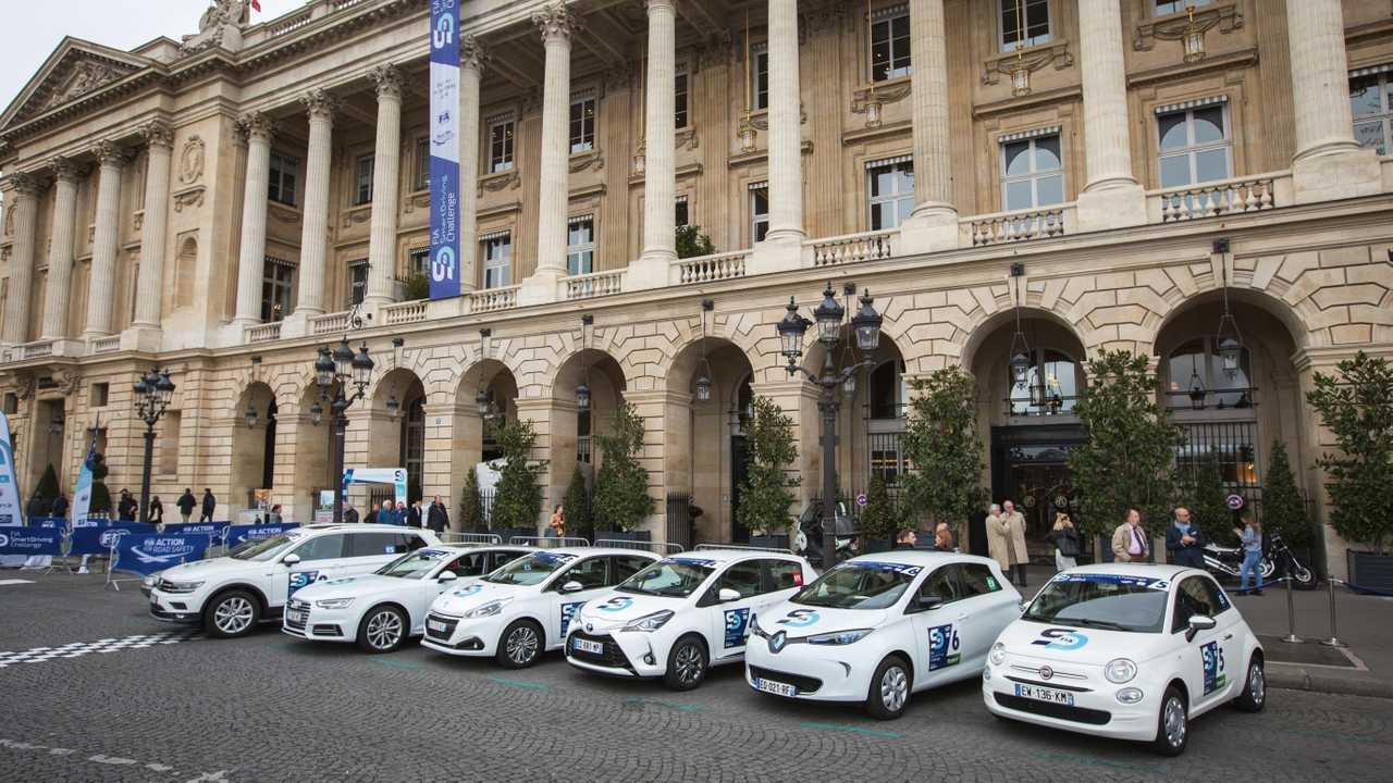 FIA Smart Driver Challenge