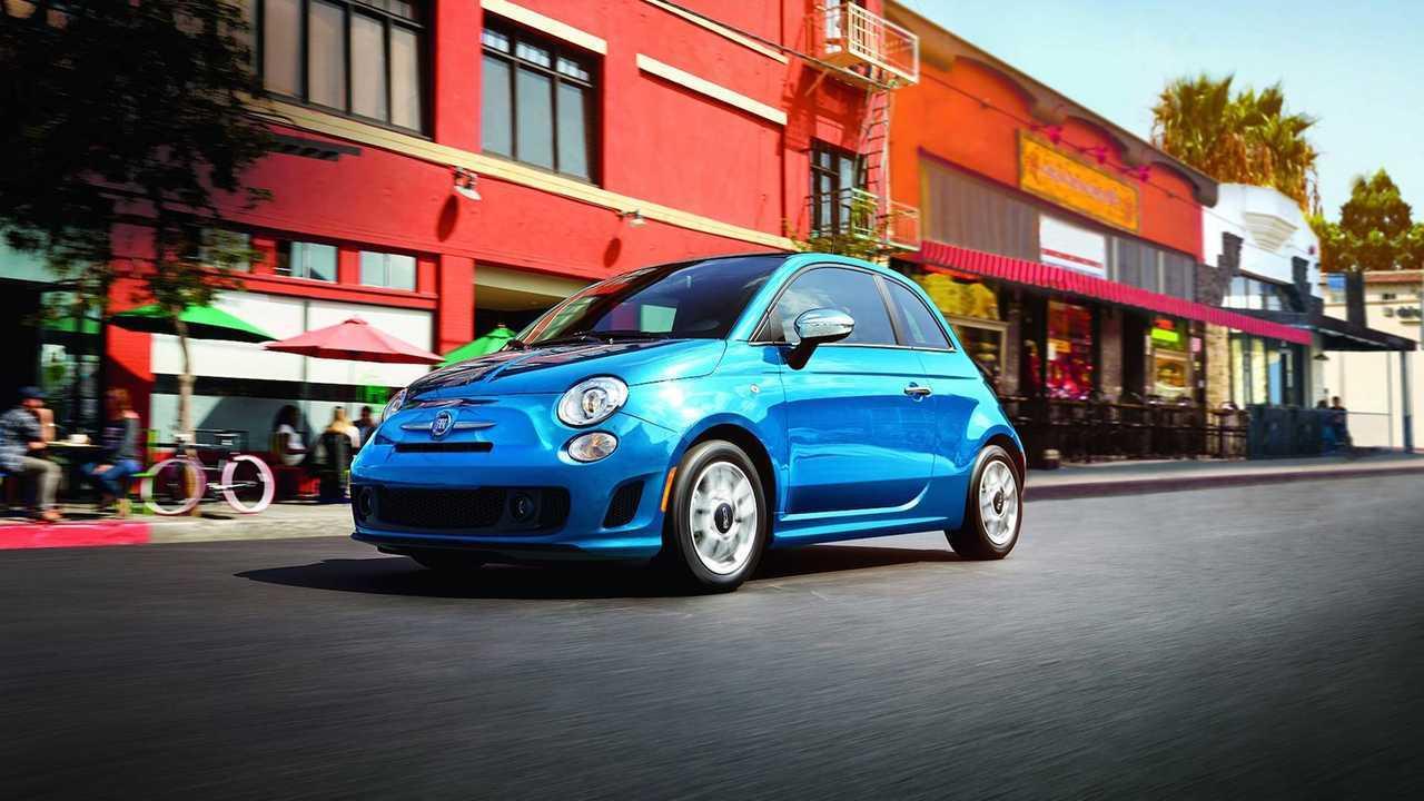 5. Fiat 500: 8.6 Percent