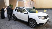 Dacia Duster Popemobile