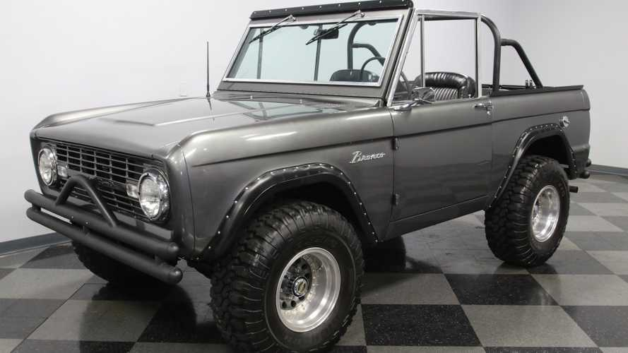 It's Time To Wrangle This 1976 Ford Bronco