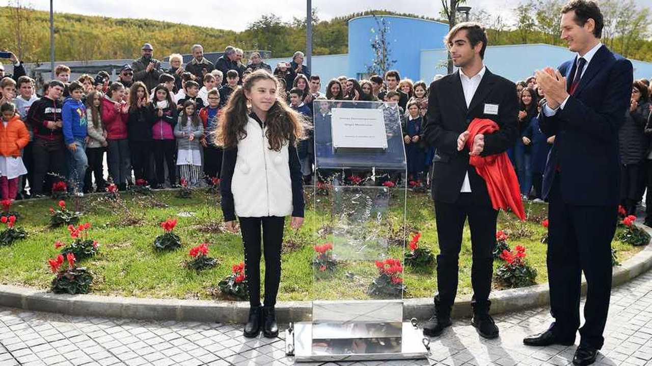 La nuova scuola di Amatrice dedicata a Sergio Marchionne