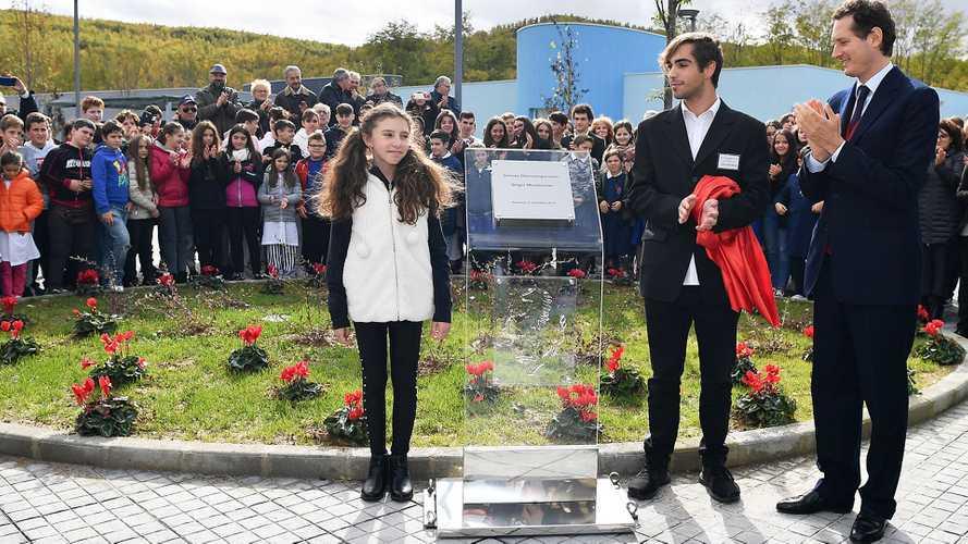 Dedicata a Sergio Marchionne la nuova scuola di Amatrice