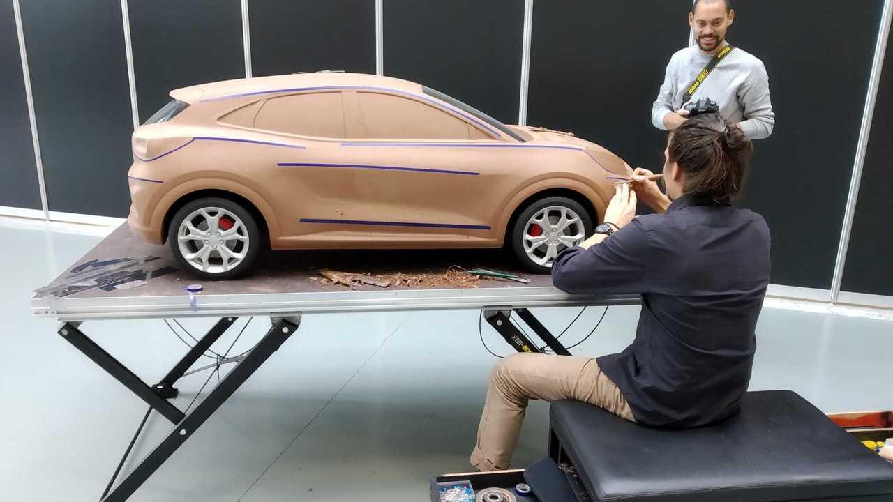 Centro de Diseño de Ford en Merkenich (Alemania)