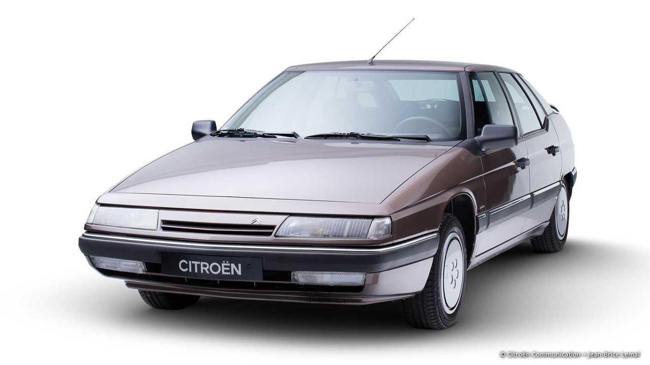 30 Jahre Citroën XM