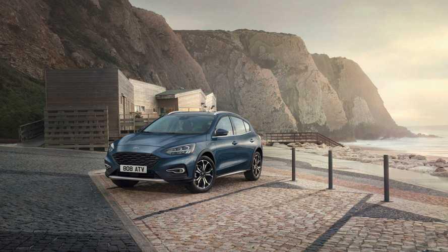 Ford Focus Avrupa'da yükselişte, Active X Vignale de geldi