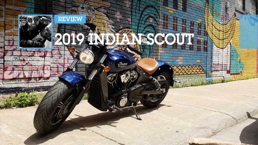 2019 Indian Scout: Practically Perfect In Almost Every Way