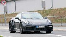 Porsche 911 Turbo Nürburgring Erlkönig