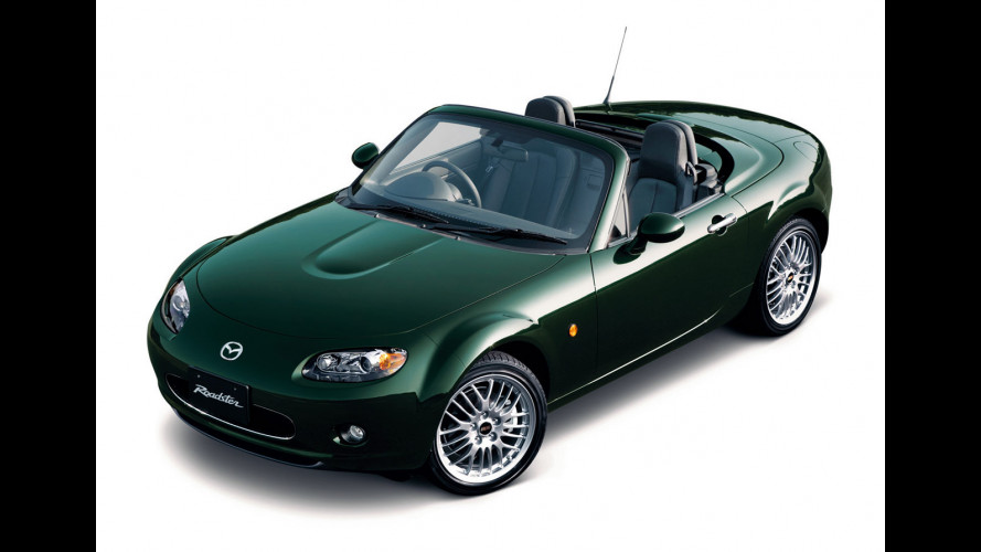 Mazda Roadster Prestige Edition