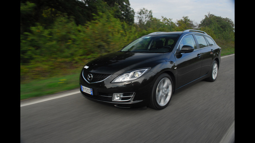 Mazda6 Wagon 2.0 CD 16V Luxury