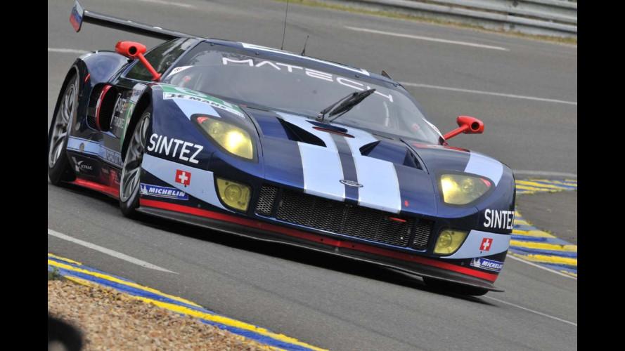24 Ore di Le Mans 2010: è tripletta Audi