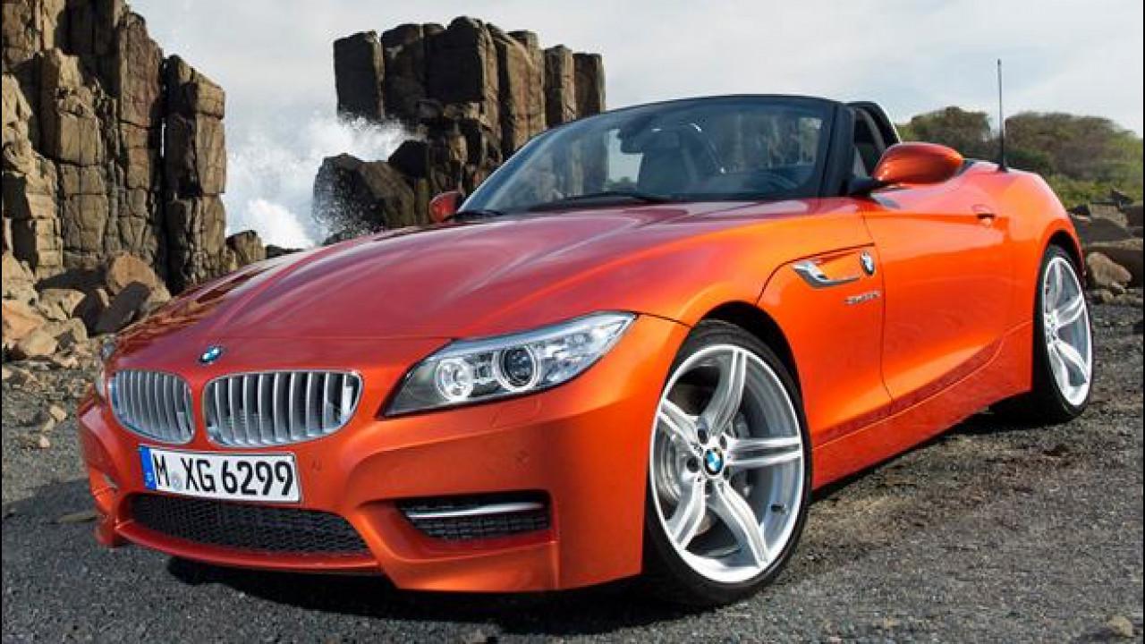 [Copertina] - BMW Z4 2013