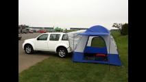 Tenda Nissan per i SUV