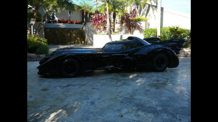 La Batmobile di Batman Returns in vendita su eBay