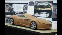 La fabbrica dell'Aston Martin One-77