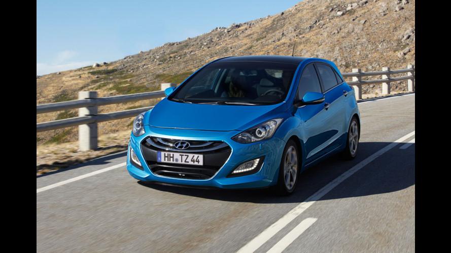 Nuova Hyundai i30: attacco al cuore dell'Europa