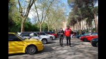 Lancia Delta Virus Club a Roma