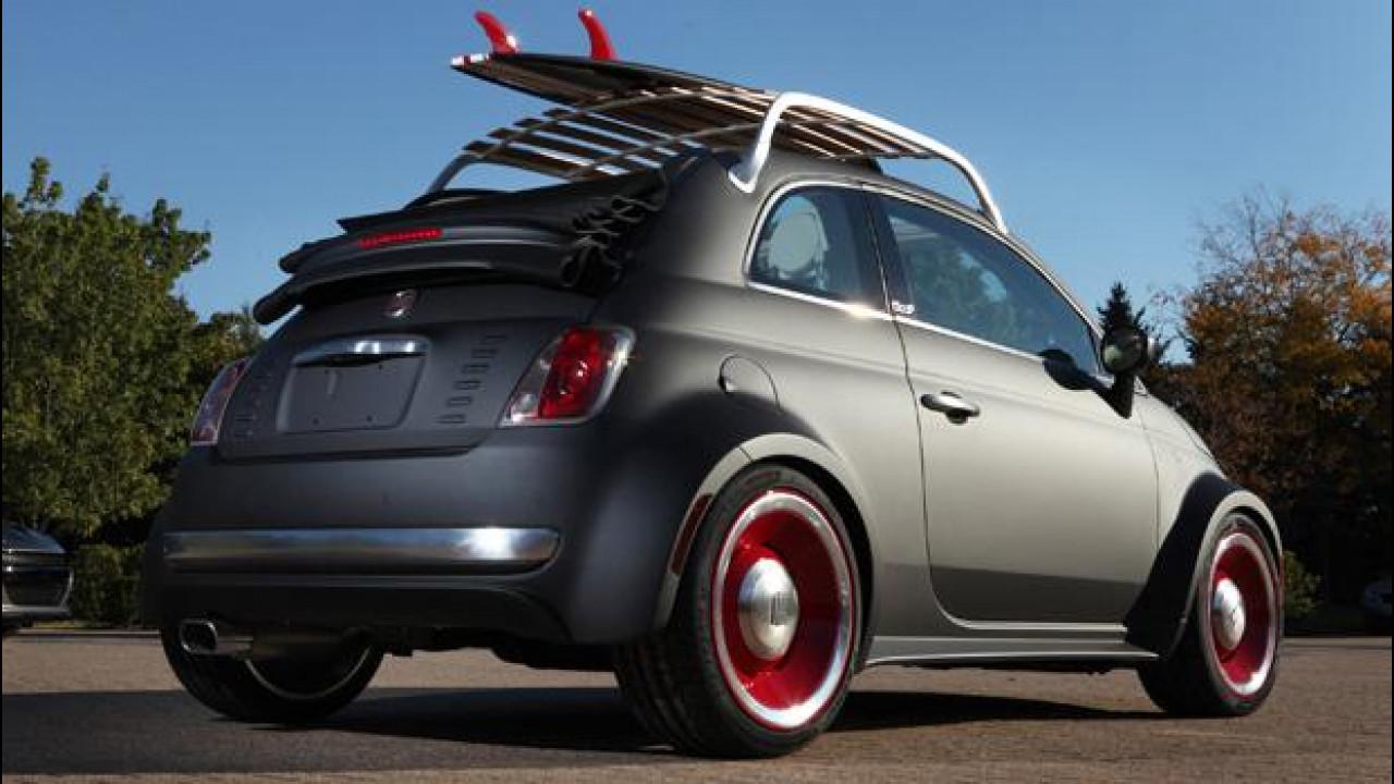[Copertina] - Fiat 500 Beach Cruiser