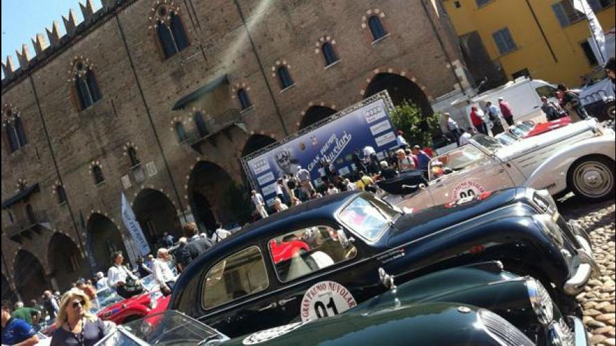 Il Gran Premio Nuvolari 2012 con OmniAuto.it