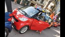 Smart times 11 Riccione. La parata