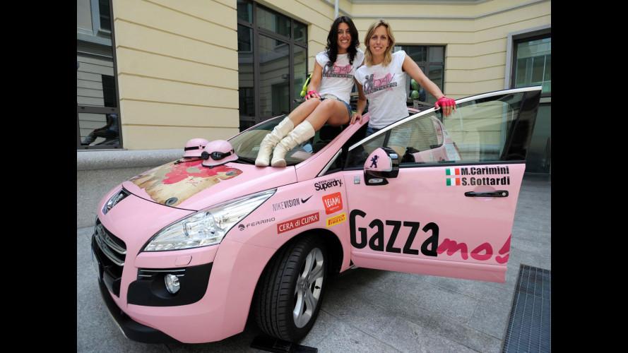 Il viaggio di due donne al volante... dall'Italia al Giappone