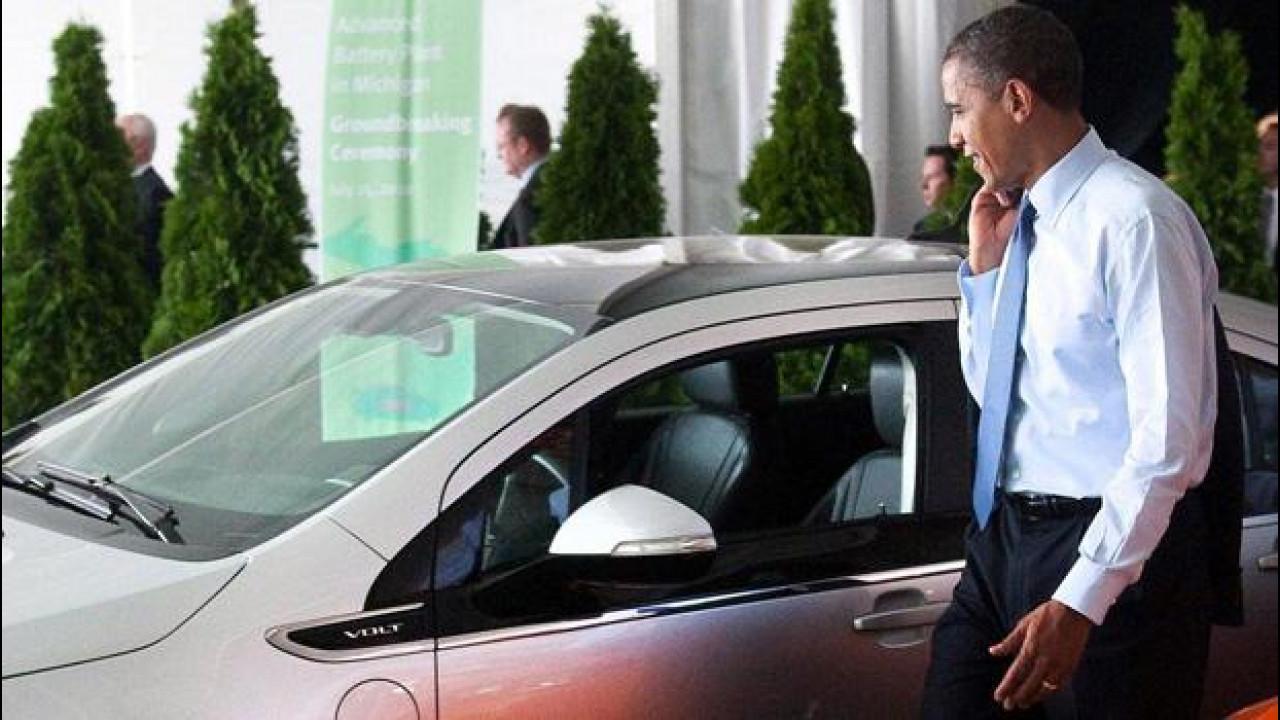 [Copertina] - Elezioni USA: con Obama vince anche l'auto elettrica