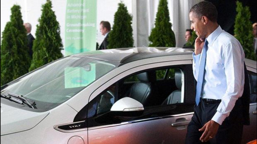Elezioni USA: con Obama vince anche l'auto elettrica