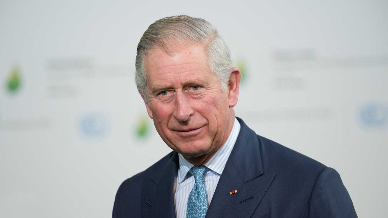 Prince Charles at Paris COP21 United Nations conference