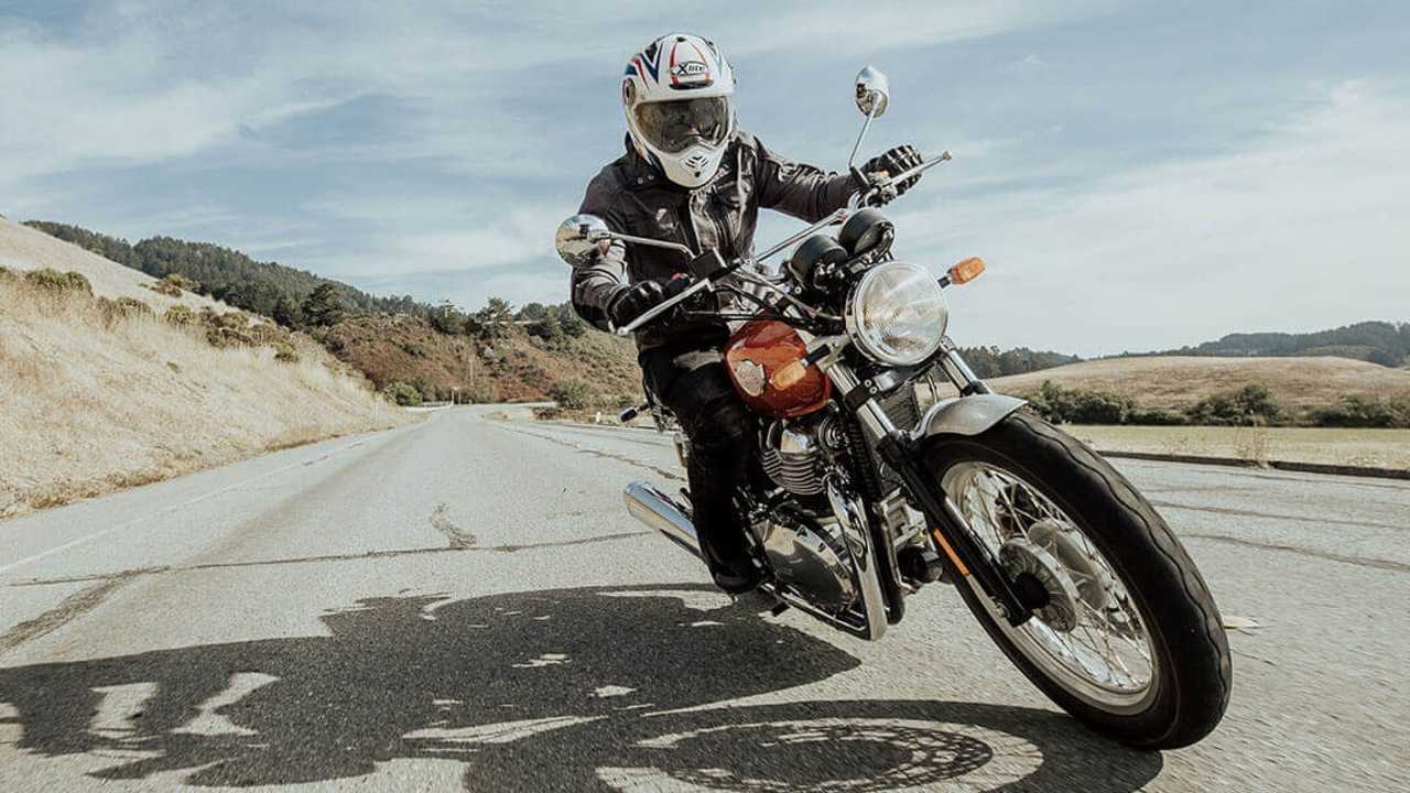 2019 Royal Enfield INT 650