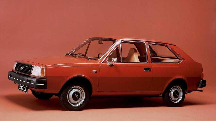 Vergessene Helden: Volvo 343/345