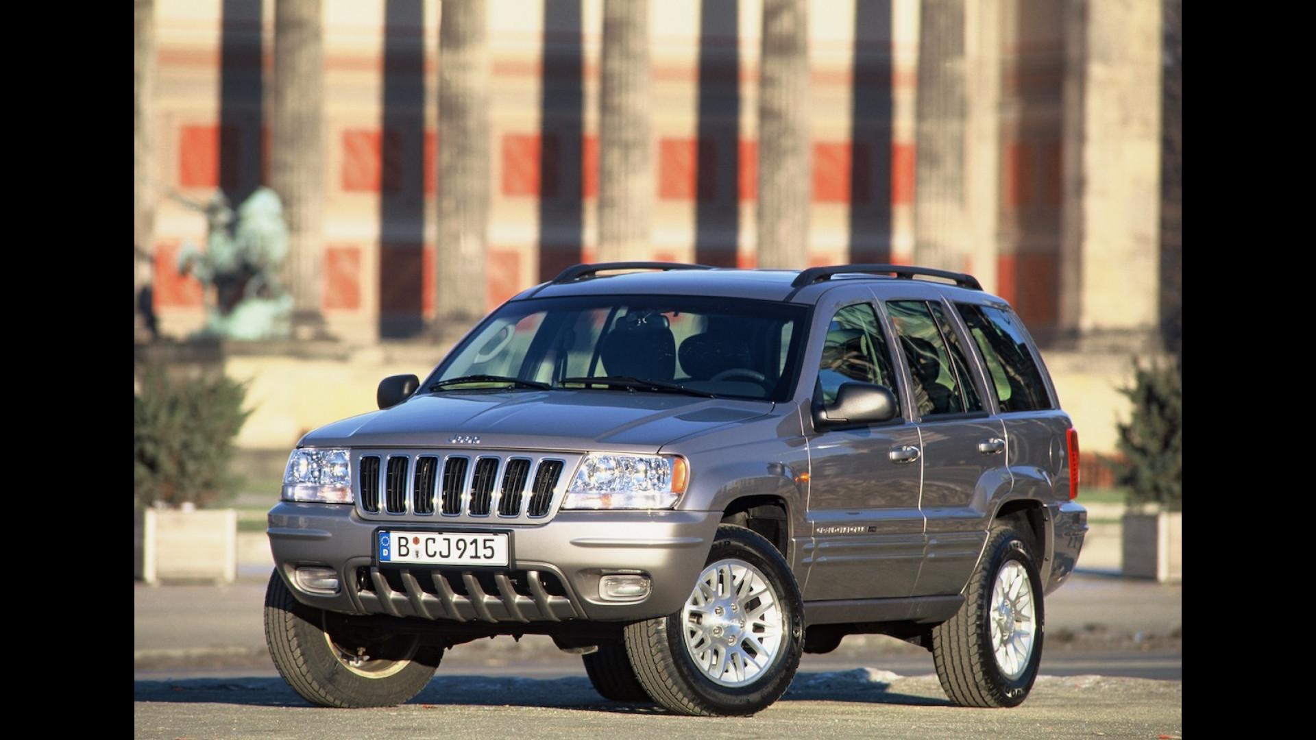 Schemi Elettrici Jeep Grand Cherokee : Jeep grand cherokee crd bosch