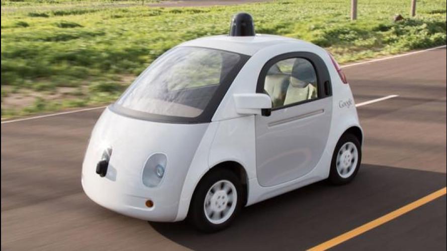 Guida autonoma: Google, Mercedes e Volvo saranno responsabili per gli incidenti