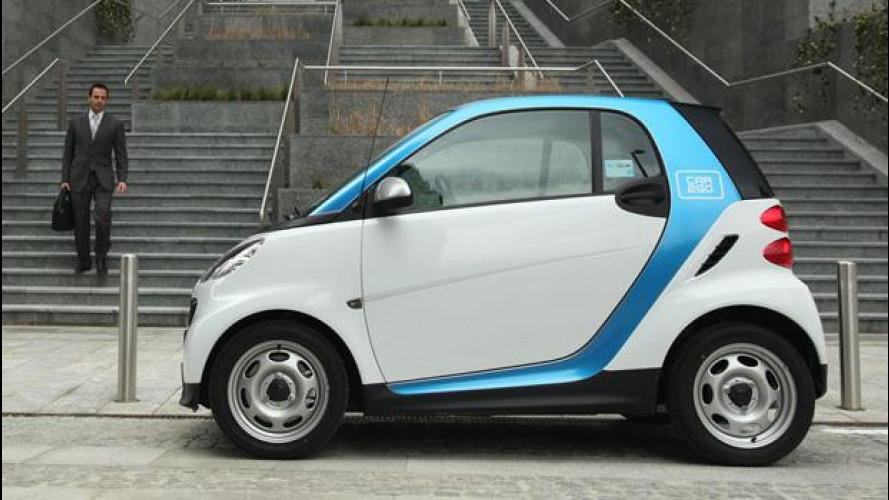 Gli italiani sono sempre più disposti a rinunciare alla propria auto
