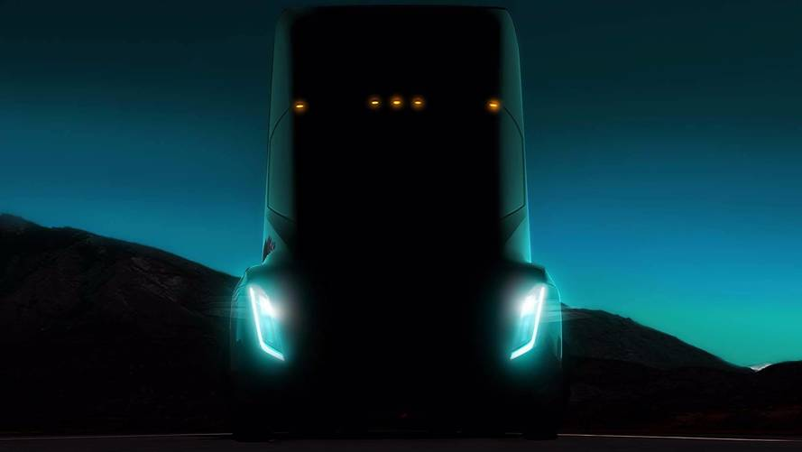 Tesla Semi May Be World's First Electric Logging Hauler