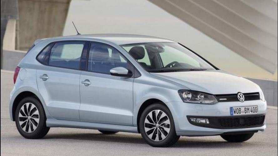 Volkswagen Polo BlueMotion, quella che beve poco