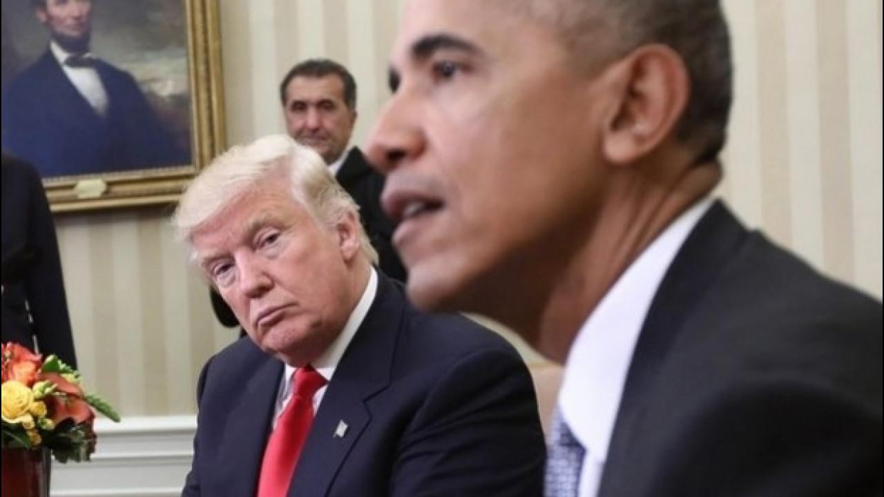 """[Copertina] - Obama bacchetta Trump sulle emissioni: """"Il privato ha già deciso"""""""