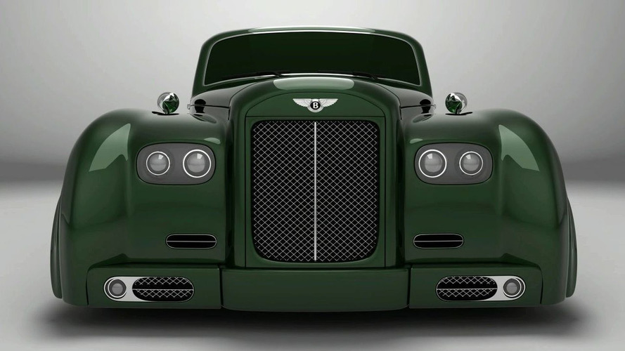 Bentley S3 E Design Concept by the Bentley Boys