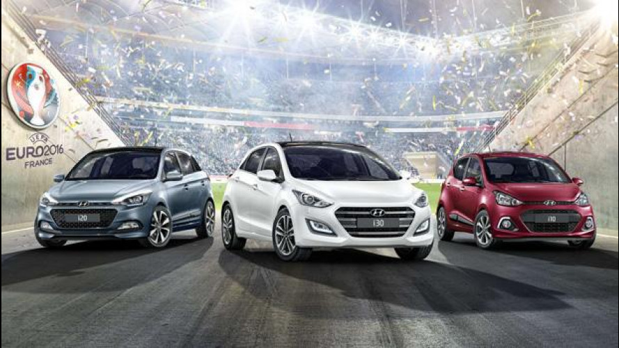 Hyundai GO! Edition, quelle per gli Europei di calcio 2016