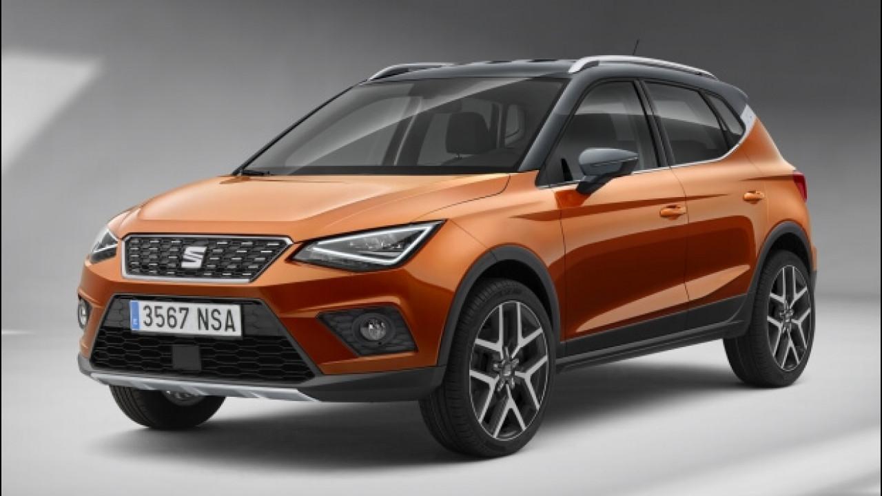[Copertina] - Seat Arona, il piccolo SUV che parla spagnolo