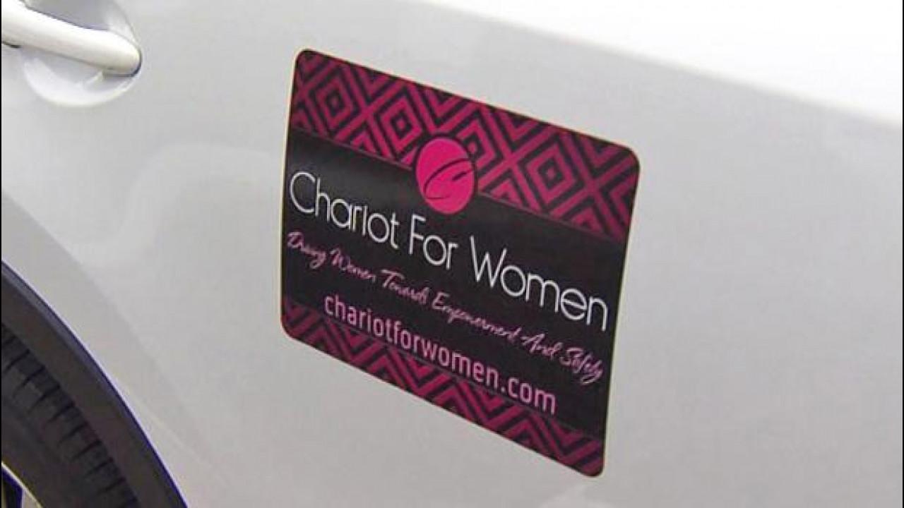 [Copertina] - Chariot For Women, app per sole donne